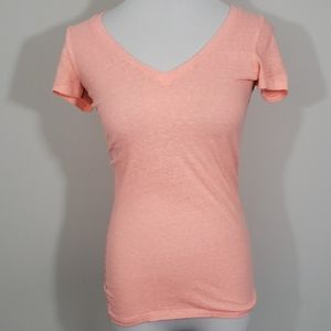 American Eagle Outfitters Favorite tee in orange